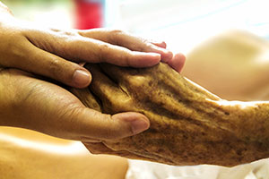 Würde im Pflegeheim