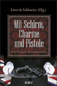 Mit Schirm, Charme und Pistole . Cover