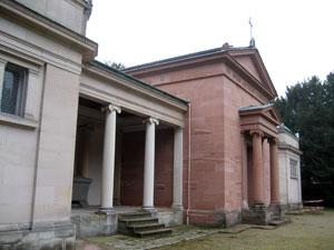 Das alte Mausoleum